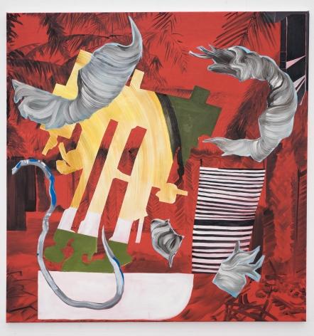 """Marjolijn de Wit in Tableau Fine Arts Magazine -  """"Galerie online: Marjolijn de Wit bij Gerhard Hofland"""", by Marjolein Sponselee"""