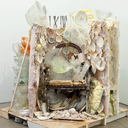 """Julie Schenkelberg in The Other Side of the Desk: """"The Making of Unmaking"""" by David Gibson"""
