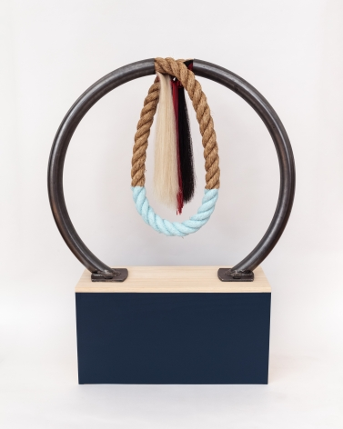 Midpoint Method, sculpture