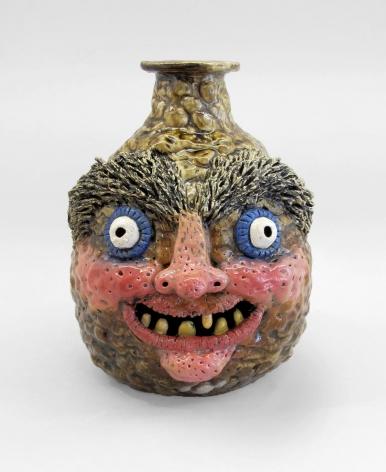 Ceramic sculpture by Rebecca Morgan