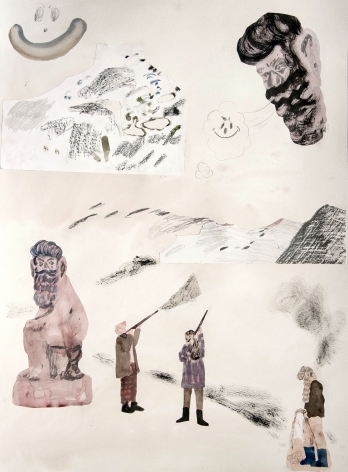 collage by Gudmundur Thoroddsen