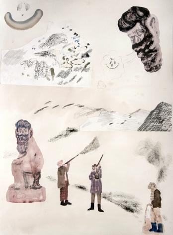 collage by Gudmundur Thoroddsen
