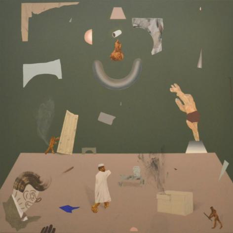 Gudmundur Thoroddsen painting