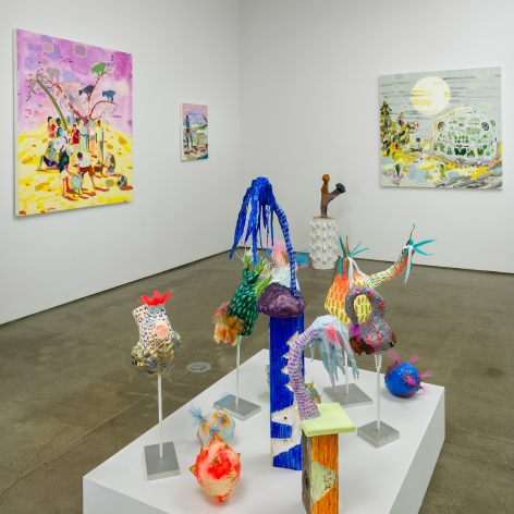Melanie Daniel, installation