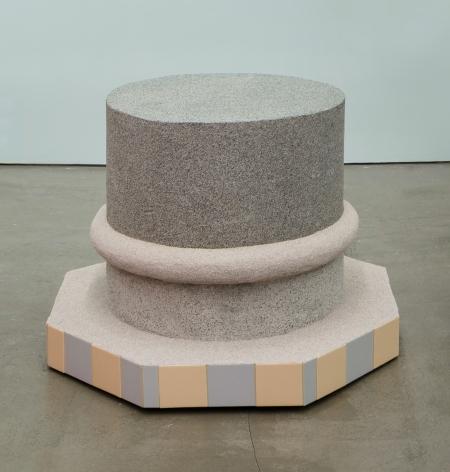 Island, floor sculpture