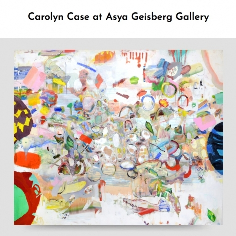 Carolyn Case at Asya Geisberg Gallery