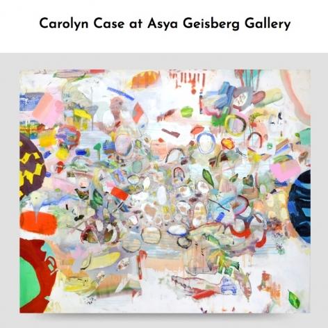 Carolyn Case at Asya Geisberg Gallery