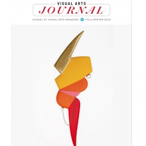 Visual Arts Journal, SVA, Fall/Winter 2019
