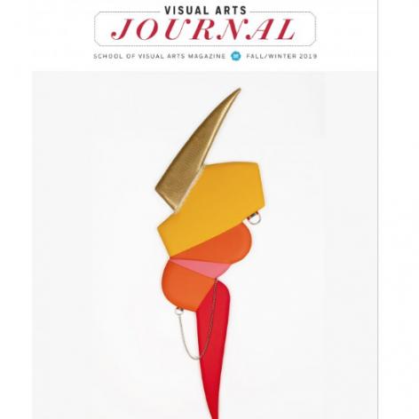 Visual Arts Journal, SVA, Fall/Winter 2019