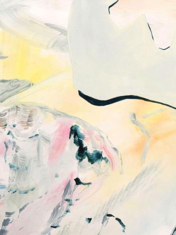 Painting detail by Marjolijn de Wit