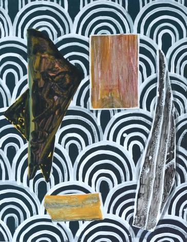 Work on paper by Marjolijn de Wit