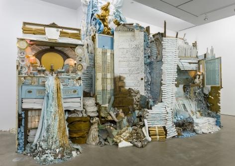 Installation piece by Julie Schenkelberg