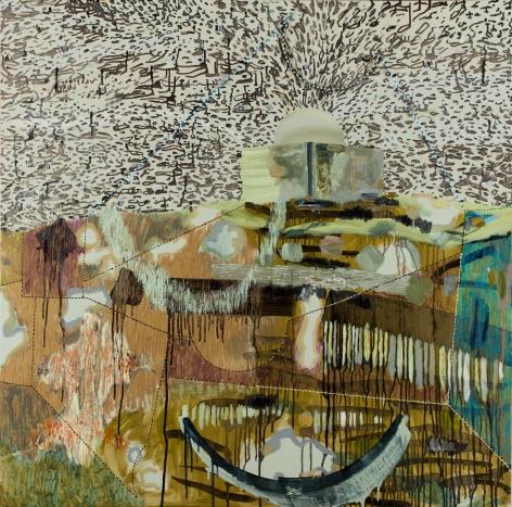 painting by Melanie Daniel
