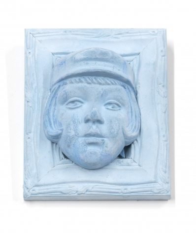 Julie Schenkelberg, Blue Boy, 2018
