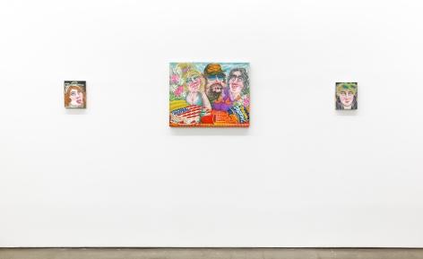 Paintings by Rebecca Morgan