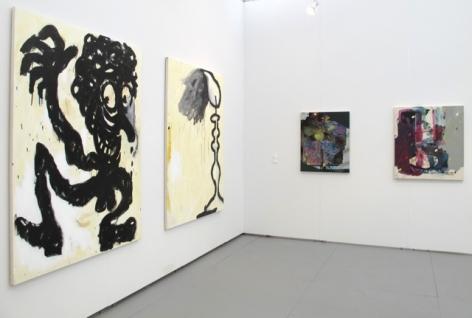 Installation at Untitled Miami