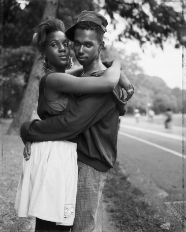 A Couple in Prospect Park, 1990