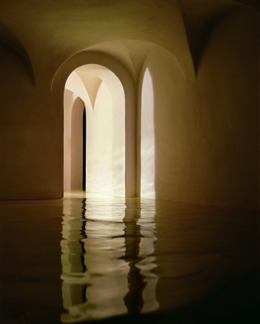 JAMES CASEBERE, Siena (Vertical), 2003