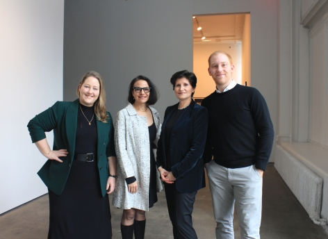 Sean Kelly Gallery Names Four New Partners