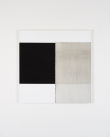 CALLUM INNES, Exposed Painting Lamp Black, 2018