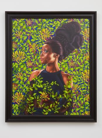 Kehinde Wiley Sean Kelly Gallery