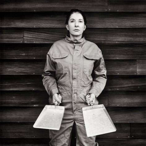 Marina Abramovic, The Cleaner