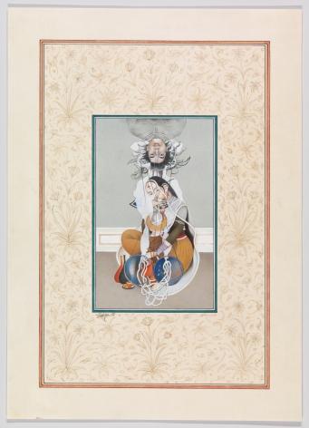 Shahzia Sikander Sean Kelly Gallery