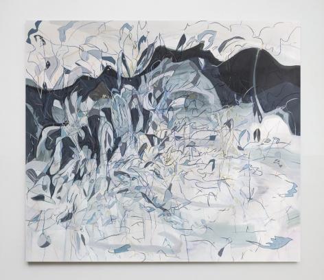 JANAINATSCHÄPE Winter Painting IV, 2020