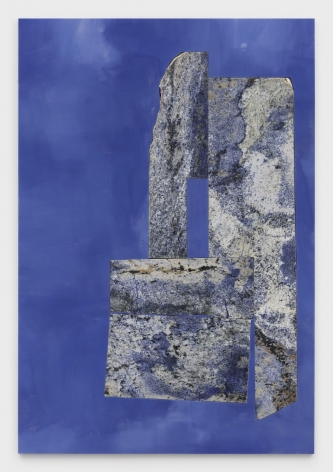 SAM MOYER, Blue Gate, 2019