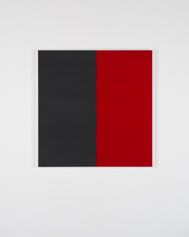 CALLUM INNES Untitled Lamp Black / Red No. 23, 2018