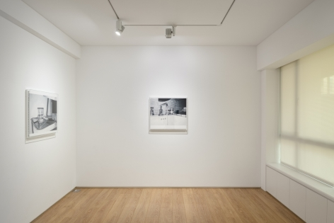 Installation view ofJames White at Sean Kelly Asia, January 15 – March 27, 2020