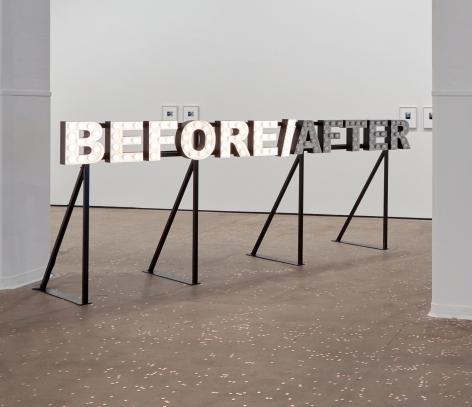 Peter Liversidge Sean Kelly Gallery