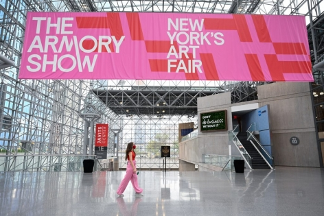 The Armory Show Makes a Triumphant Return to New York With Far-Flung Dealers, Six-Figure Sales, and a Can-Do Attitude