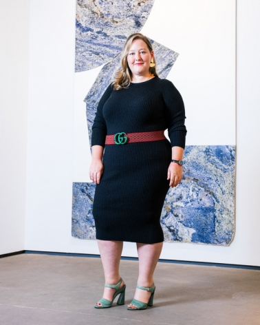 In Her Shoes: How a High-powered Gallery Owner Dresses for Work