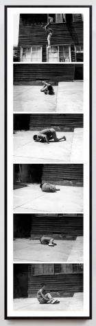 TEHCHING HSIEH, Jump Piece, 1973/2017