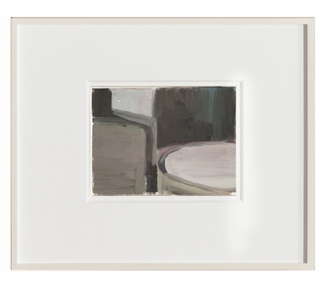 Untitled,1996 oil on paper