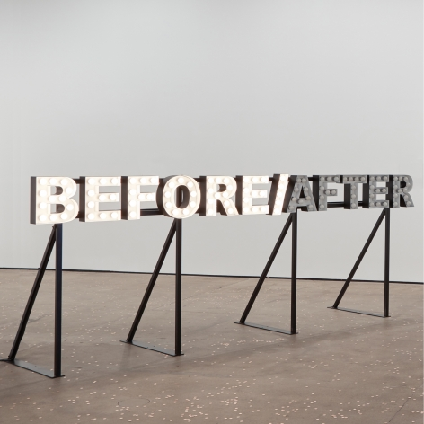 PETER LIVERSIDGE BEFORE/AFTER, 2012