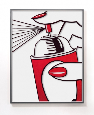 JOSE DÁVILA Untitled (Spray), 2020