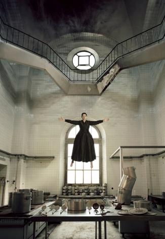 MARINA ABRAMOVIĆ The Levitation of Saint Therese, 2009