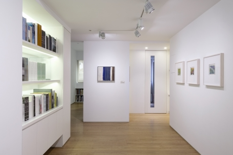 Installation view of Ilse D'Hollander at Sean Kelly Asia