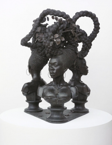 Bound, 2015, bronze