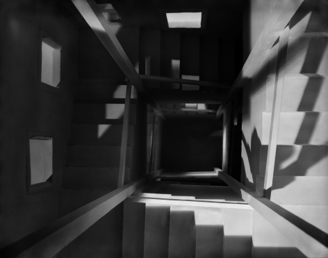JAMES CASEBERE, Stairwell, 1983-2013