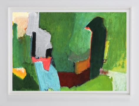 ILSE D'HOLLANDER Untitled, 1991