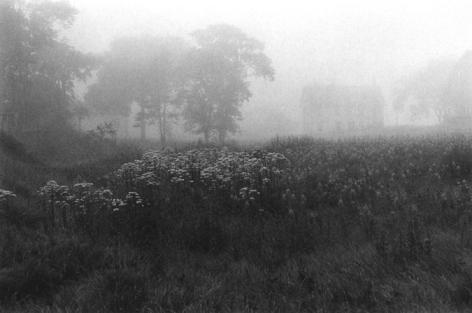 George Tice Evening Fog, Jonesport, Maine, 1971