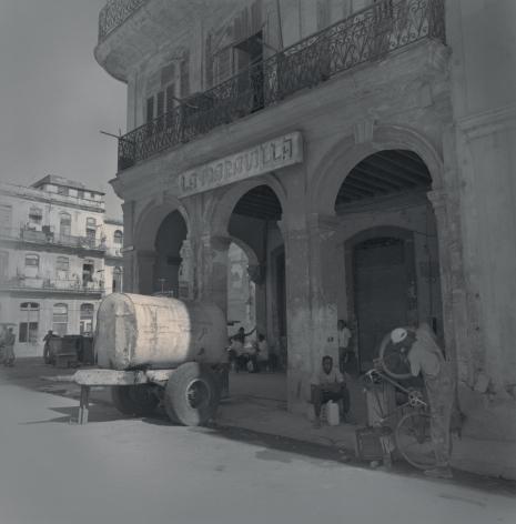 Water Tank, Havana, 2003