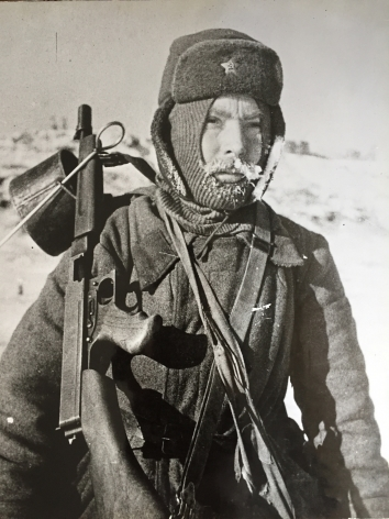 Soldier of Stalingrad, 1942-43