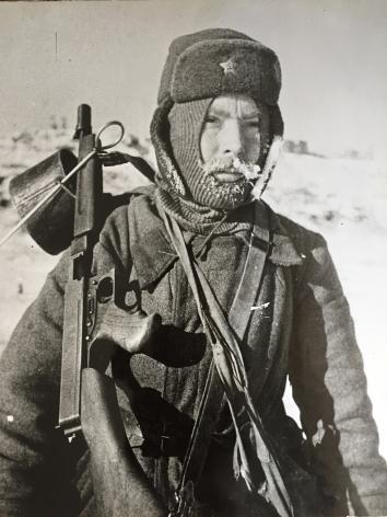 Soldier of Stalingrad, 1942-43