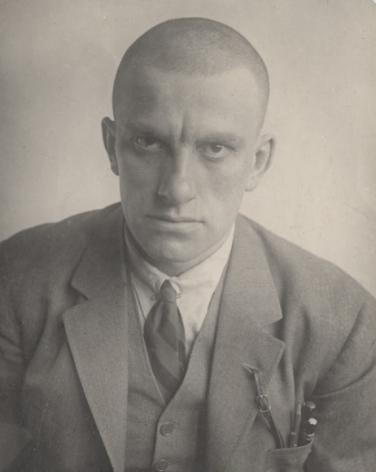 Alexander Rodchenko (1891-1956), Portrait of Mayakovsky, 1924