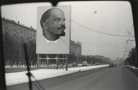 Moscow, Russia (Lenin), 1980, Gelatin silver print