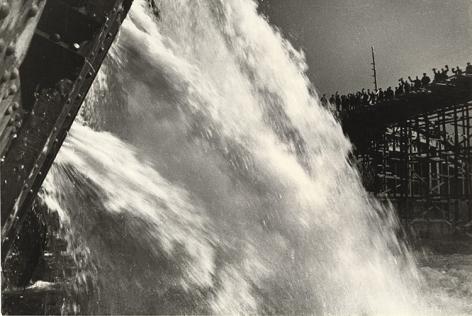 Georgy Zelma Moscow Volga Canal, 1937